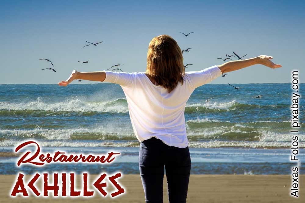Betriebsferien Restaurant Achilles